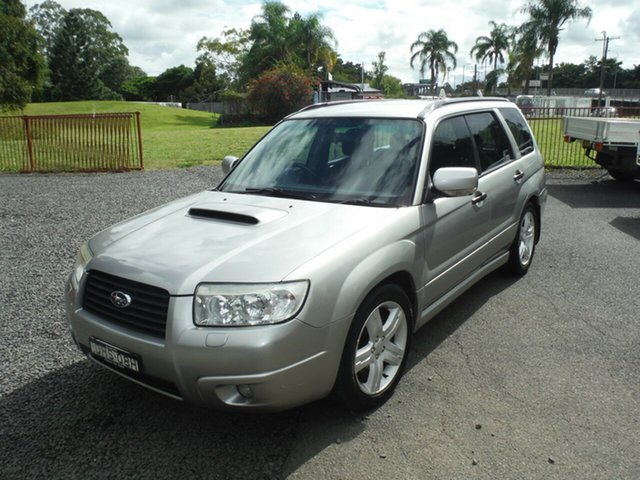 Used Subaru Forester XT, East Lismore, 2006 Subaru Forester XT MY06 Wagon
