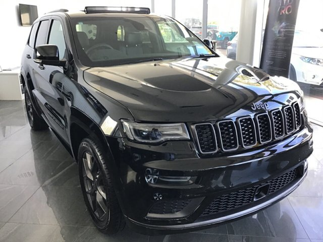 Discounted New Jeep Grand Cherokee S-Limited, Narellan, 2019 Jeep Grand Cherokee S-Limited SUV