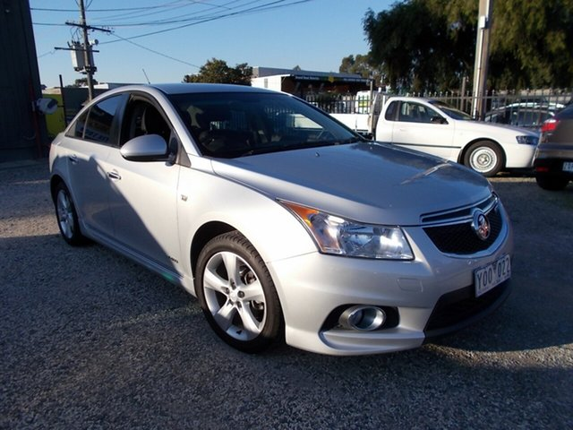 Used Holden Cruze SRi-V, Bayswater, 2011 Holden Cruze SRi-V Sedan