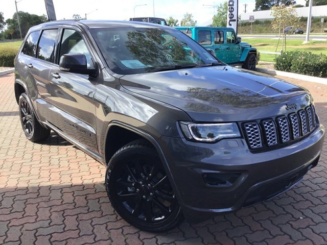 Discounted New Jeep Grand Cherokee Night Eagle, Narellan, 2019 Jeep Grand Cherokee Night Eagle SUV