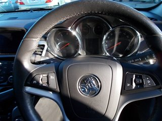 2011 Holden Cruze SRi-V Sedan.