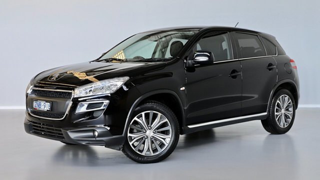 Used Peugeot 4008 Active 2WD, Thomastown, 2013 Peugeot 4008 Active 2WD Wagon