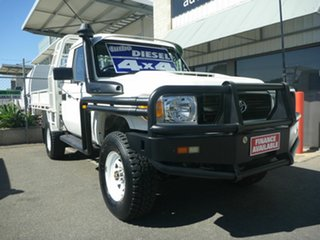 2017 Toyota Landcruiser Workmate Cab Chassis.