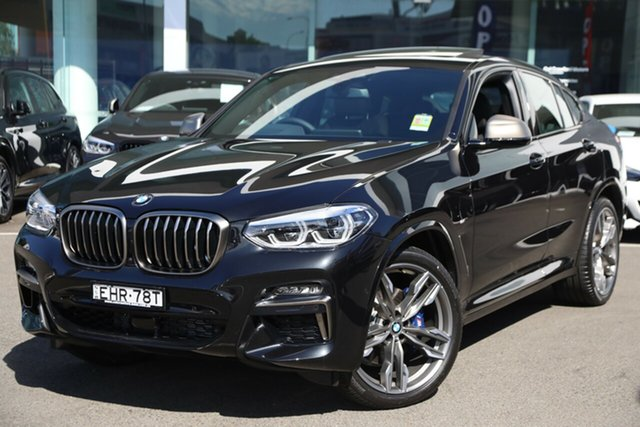 Demonstrator, Demo, Near New BMW X4 M40I, Brookvale, 2019 BMW X4 M40I Wagon
