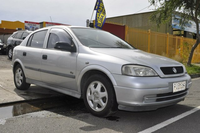 Used Holden Astra City, Hoppers Crossing, 1999 Holden Astra City Hatchback
