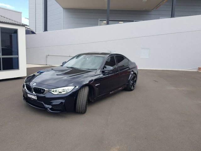 Discounted Used BMW M3 M-DCT, Narellan, 2016 BMW M3 M-DCT Sedan