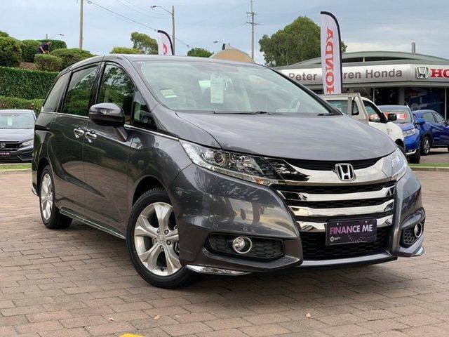 New Honda Odyssey VTi, Warwick Farm, 2019 Honda Odyssey VTi Wagon