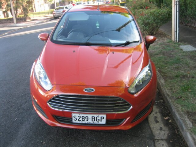 Used Ford Fiesta Ambiente, Prospect, 2014 Ford Fiesta Ambiente Hatchback