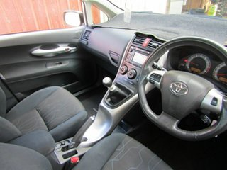 2010 Toyota Corolla Conquest Hatchback.