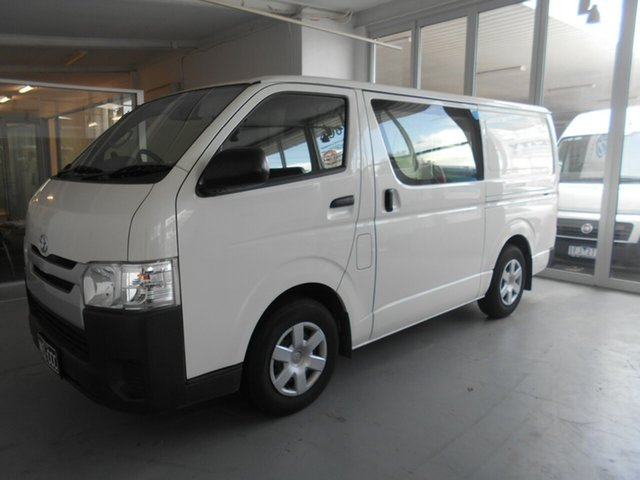 Used Toyota HiAce, Thomastown, 2018 Toyota HiAce Van