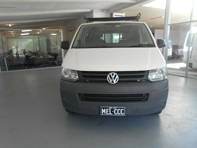 Discounted Used Volkswagen Transporter, Thomastown, 2013 Volkswagen Transporter Van