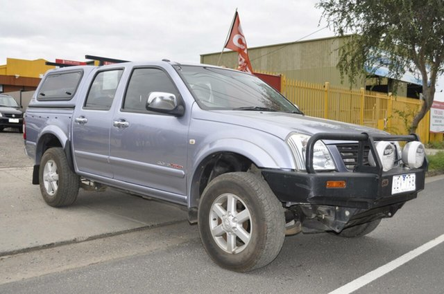 Used Holden Rodeo LT (4x4), Hoppers Crossing, 2004 Holden Rodeo LT (4x4) Crew Cab Pickup