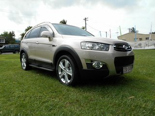 2012 Holden Captiva 7 LX (4x4) Wagon.
