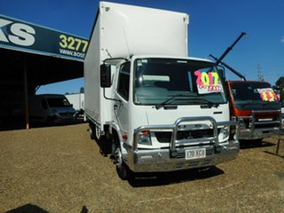 2017 Fuso 1424 Curtain Sider.