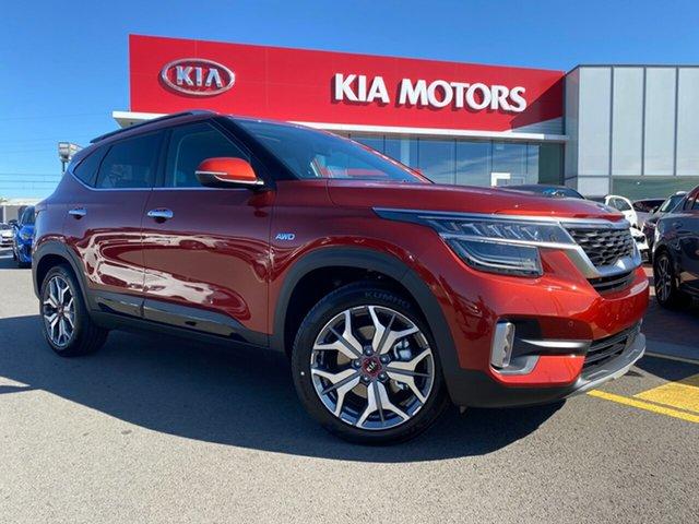 New Kia Seltos GT-Line DCT AWD, Warwick Farm, 2020 Kia Seltos GT-Line DCT AWD SUV