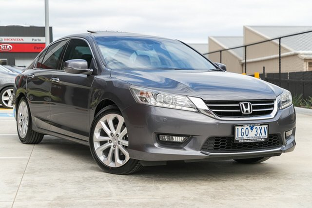 Used Honda Accord VTi-L, Springvale, 2015 Honda Accord VTi-L 9th Gen MY14 Sedan