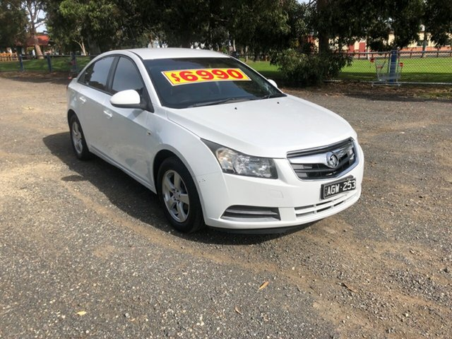 Used Holden Cruze CD, Cranbourne, 2011 Holden Cruze CD Sedan