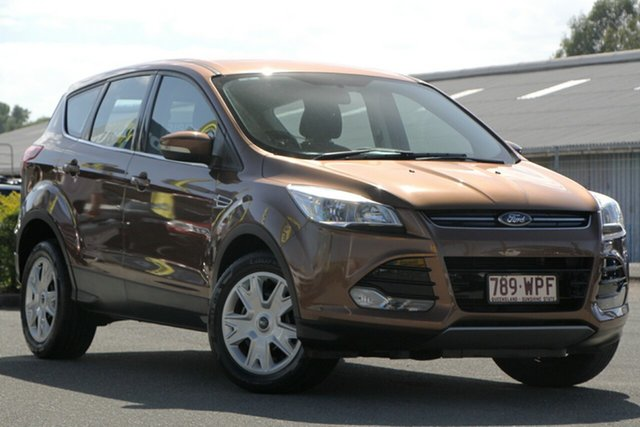 Used Ford Kuga Ambiente 2WD, Bowen Hills, 2013 Ford Kuga Ambiente 2WD Wagon