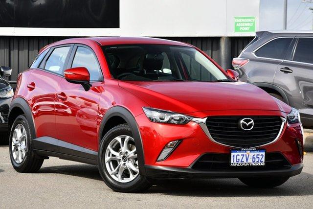 Used Mazda CX-3 Maxx (FWD), Mandurah, 2015 Mazda CX-3 Maxx (FWD) Wagon