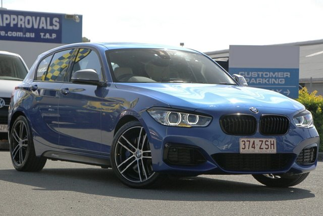 Used BMW 1 Series M140i, Toowong, 2018 BMW 1 Series M140i Hatchback