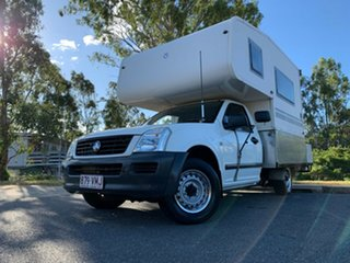 2006 Holden Rodeo Utility.