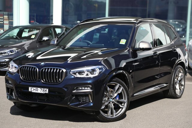 Demonstrator, Demo, Near New BMW X3 M40I, Brookvale, 2020 BMW X3 M40I Wagon