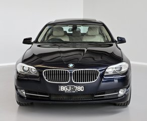 2010 BMW 5 Series 535i Steptronic Sedan.