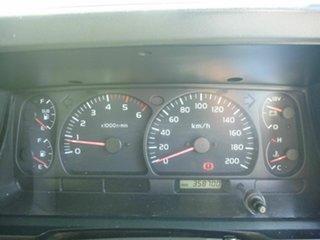 2005 Toyota Landcruiser Cab Chassis.