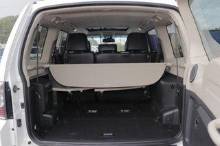 2018 Mitsubishi Pajero Exceed Wagon.