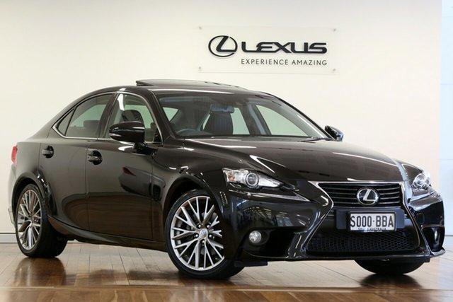 Used Lexus IS IS250 Sports Luxury, Adelaide, 2014 Lexus IS IS250 Sports Luxury Sedan