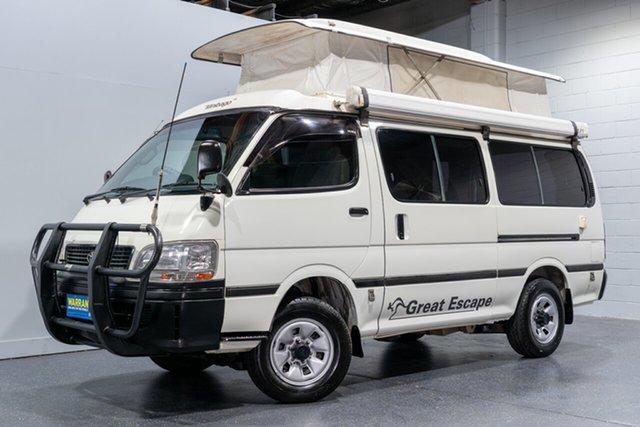 Used Toyota HiAce, Slacks Creek, 1997 Toyota HiAce Van