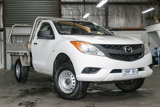 Used Mazda BT-50 XT Hi-Rider (4x2), Mulgrave, 2013 Mazda BT-50 XT Hi-Rider (4x2) Cab Chassis