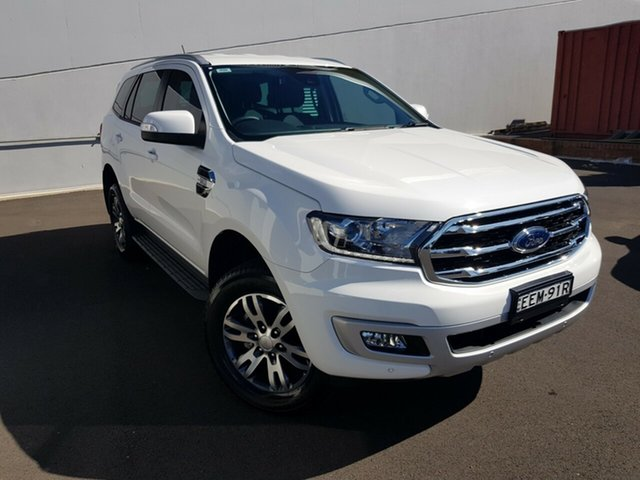Used Ford Everest Trend 4WD, Narellan, 2019 Ford Everest Trend 4WD SUV