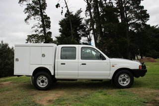2001 Ford Courier GL Crew Cab Cab Chassis.