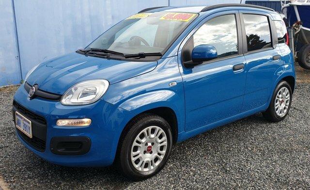 Used Fiat Panda Easy, Mandurah, 2015 Fiat Panda Easy Hatchback