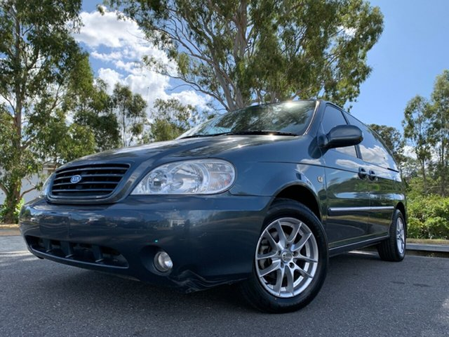 Used Kia Carnival, Kingston, 2002 Kia Carnival Wagon