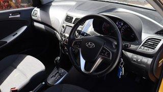 2018 Hyundai Accent Sport Hatchback.