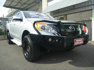 2015 Mazda BT-50 XTR Utility.