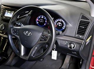 2016 Hyundai i40 Active D-CT Sedan.