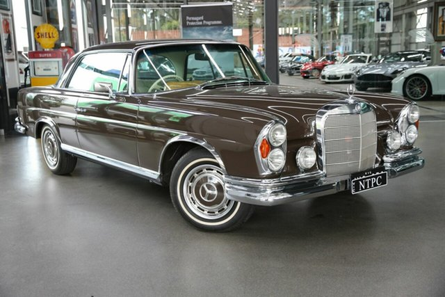 Used Mercedes-Benz 250SE, North Melbourne, 1967 Mercedes-Benz 250SE Coupe