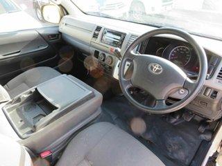 2011 Toyota HiAce Van.
