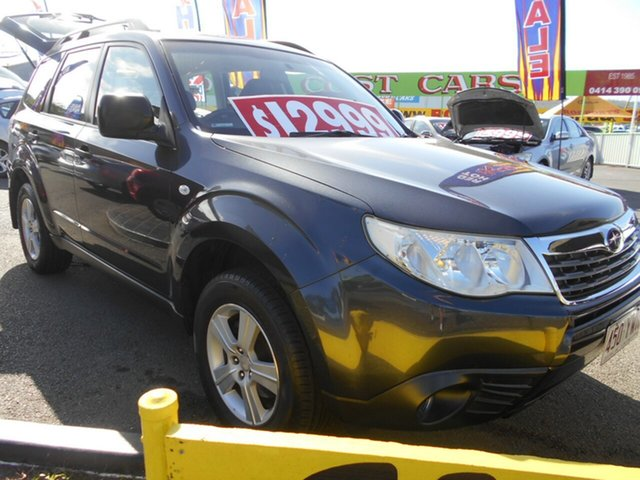 Used Subaru Forester X AWD, Slacks Creek, 2010 Subaru Forester X AWD Wagon