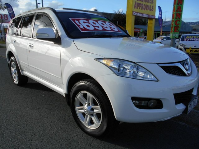 Used Great Wall X240, Slacks Creek, 2013 Great Wall X240 Wagon