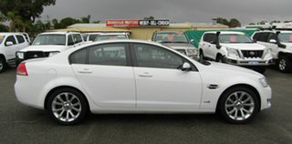 2012 Holden Commodore Equipe Sedan.