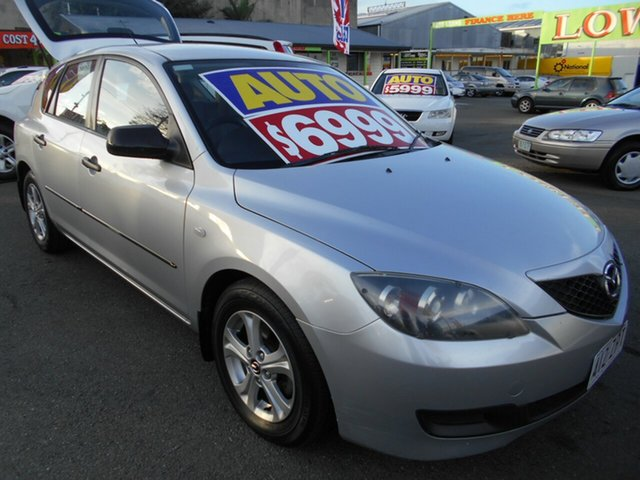 Used Mazda 3 Neo, Slacks Creek, 2007 Mazda 3 Neo Hatchback