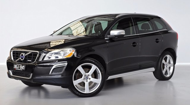 Used Volvo XC60 D5 Geartronic AWD R-Design, Thomastown, 2011 Volvo XC60 D5 Geartronic AWD R-Design Wagon
