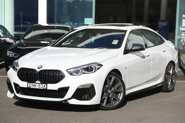 Demonstrator, Demo, Near New BMW M235i xDrive Gran Coupe, Brookvale, 2020 BMW M235i xDrive Gran Coupe Coupe