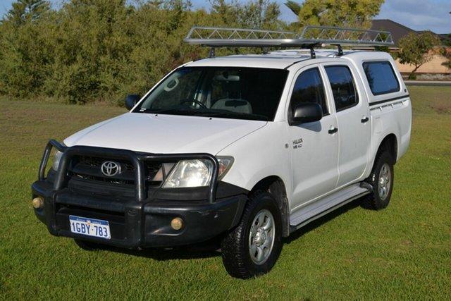 Used Toyota Hilux SR (4x4), Rockingham, 2009 Toyota Hilux SR (4x4) Dual Cab Pick-up