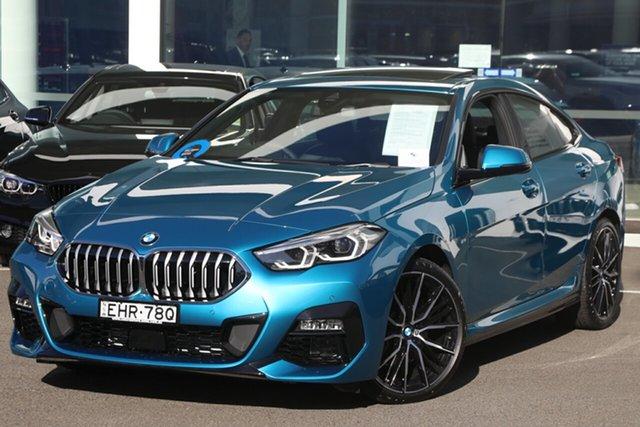 Demonstrator, Demo, Near New BMW 218i M Sport Gran Coupe, Brookvale, 2020 BMW 218i M Sport Gran Coupe Coupe