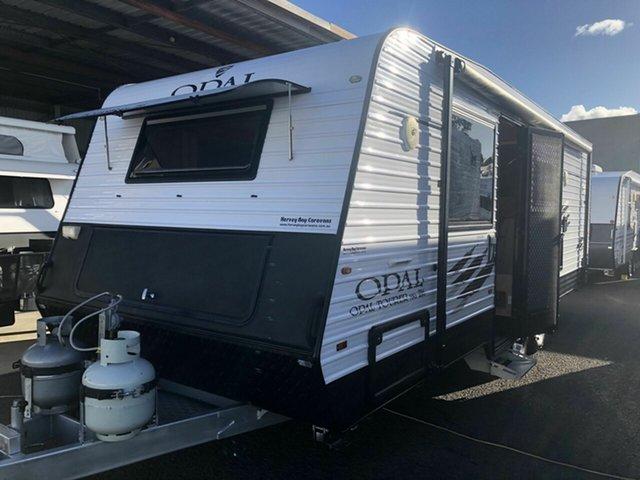 Used Opal Tourer MK1, Pialba, 2017 Opal Tourer MK1 Caravan